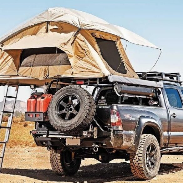 Best Roof Top Tents For Toyota Tacoma 2020 Style Your Trucks
